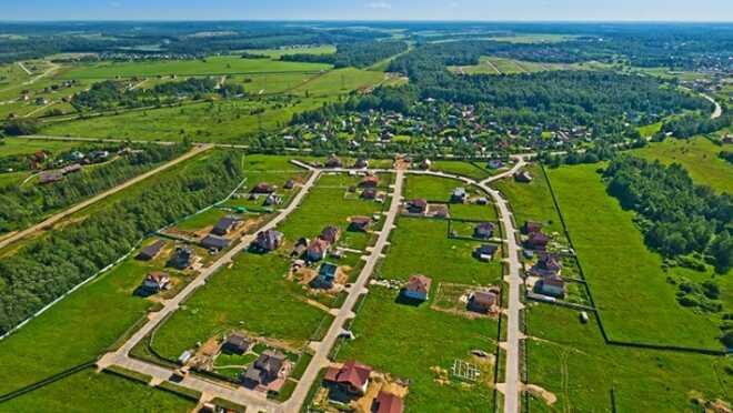 Коттеджный поселок Озерный край 2